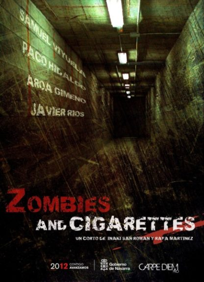 Zombies & Cigarettes (2009) with English Subtitles on DVD on DVD