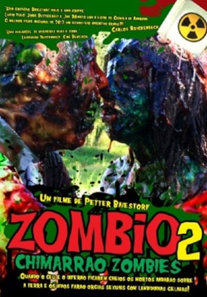 Zombio 2: Chimarrão Zombies (2013) with English Subtitles on DVD on DVD