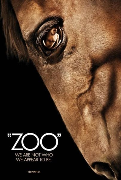 Zoo (2007) starring Coyote on DVD on DVD