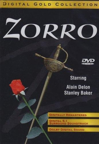 Zorro (1975) with English Subtitles on DVD on DVD