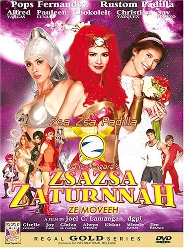 ZsaZsa Zaturnnah Ze Moveeh (2006) with English Subtitles on DVD on DVD