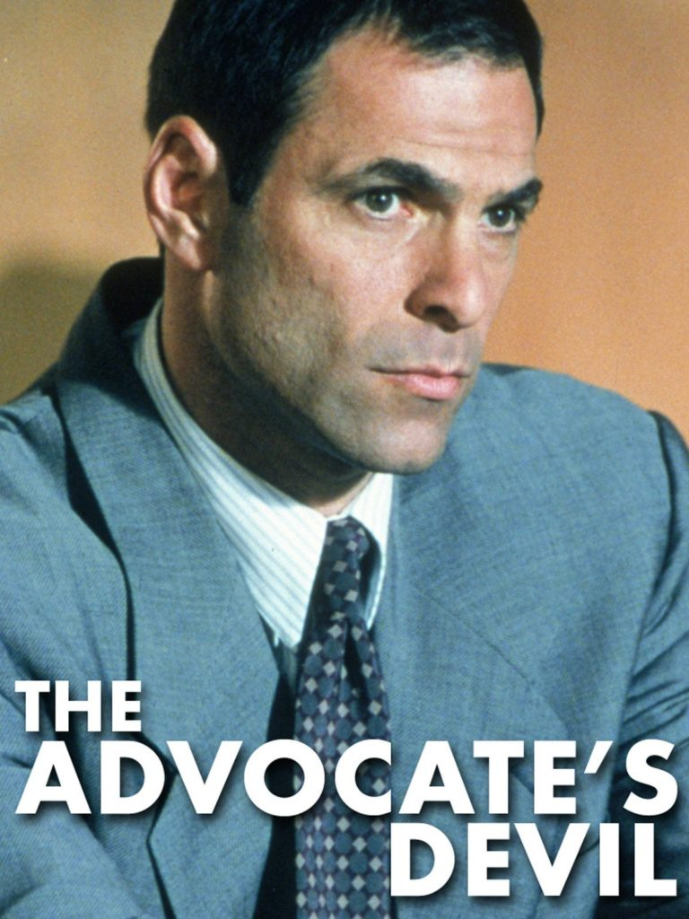 The Advocates Devil 1997 DVD