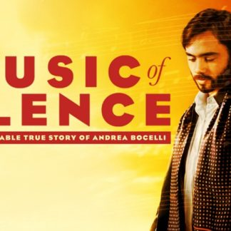 The Music of Silence 2017 DVD