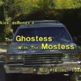 The Ghostess with the Mostess (1988) DVD