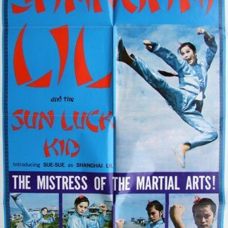 Shanghai Lil and the Sunluck Kid (1973) DVD
