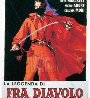 La leggenda di Fra Diavolo (1962) DVD