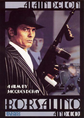Borsalino and Co. 1974 DVD