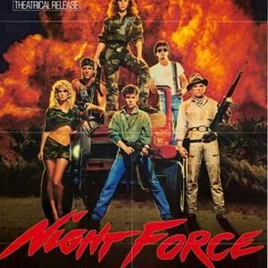 Nightforce (1987) DVD