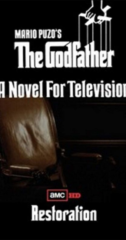 The Godfather - A Novel for Television DVD