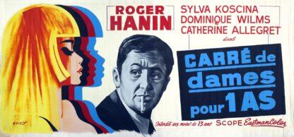 Carré de dames pour un as 1966 (DVD)