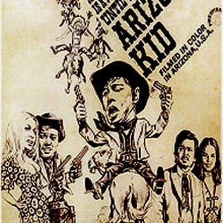 The Arizona Kid (1970) DVD